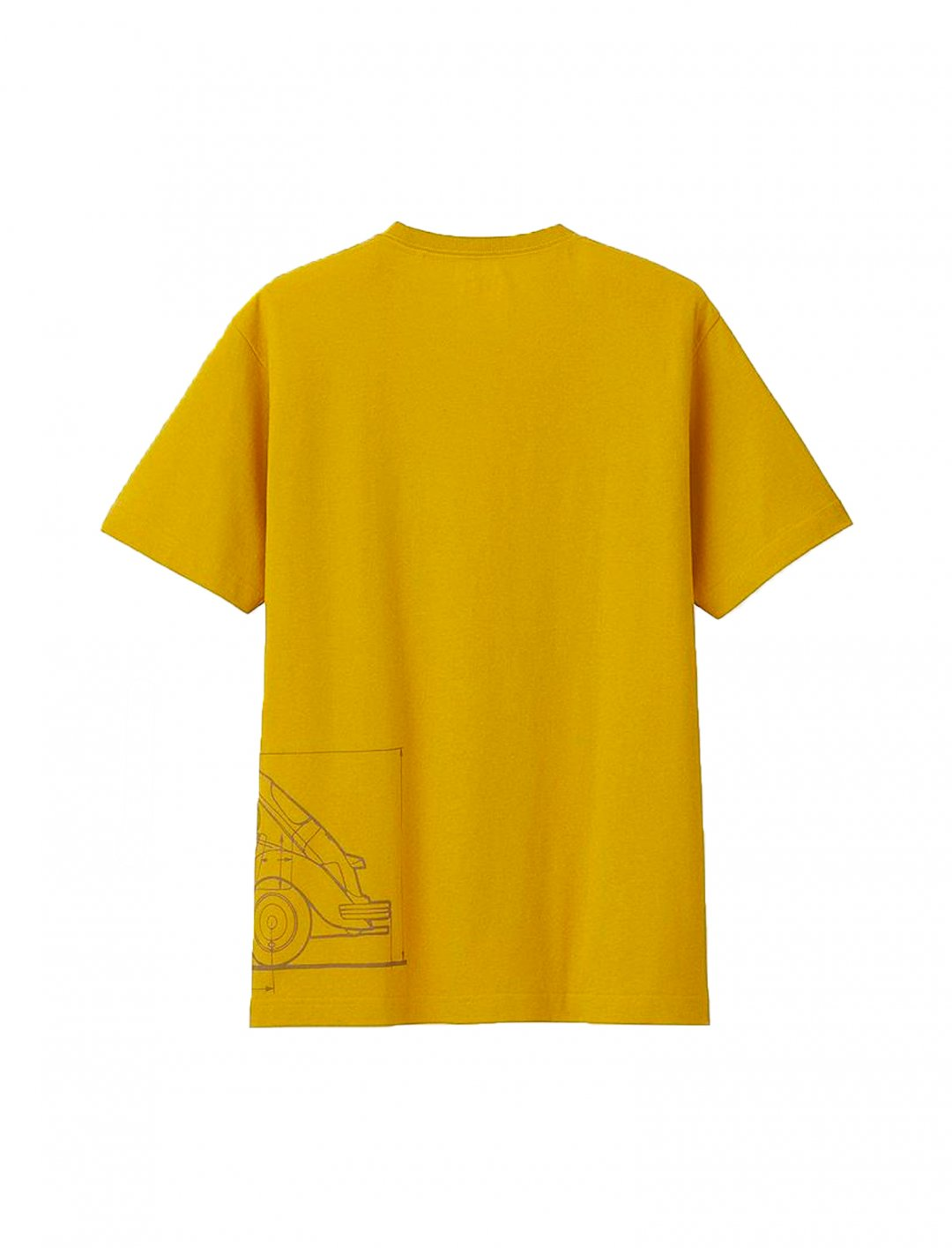 "Volkswagen Graphic Print T-shirt {""id"":5,""product_section_id"":1,""name"":""Clothing"",""order"":5} Uniqlo x Volkswagen"