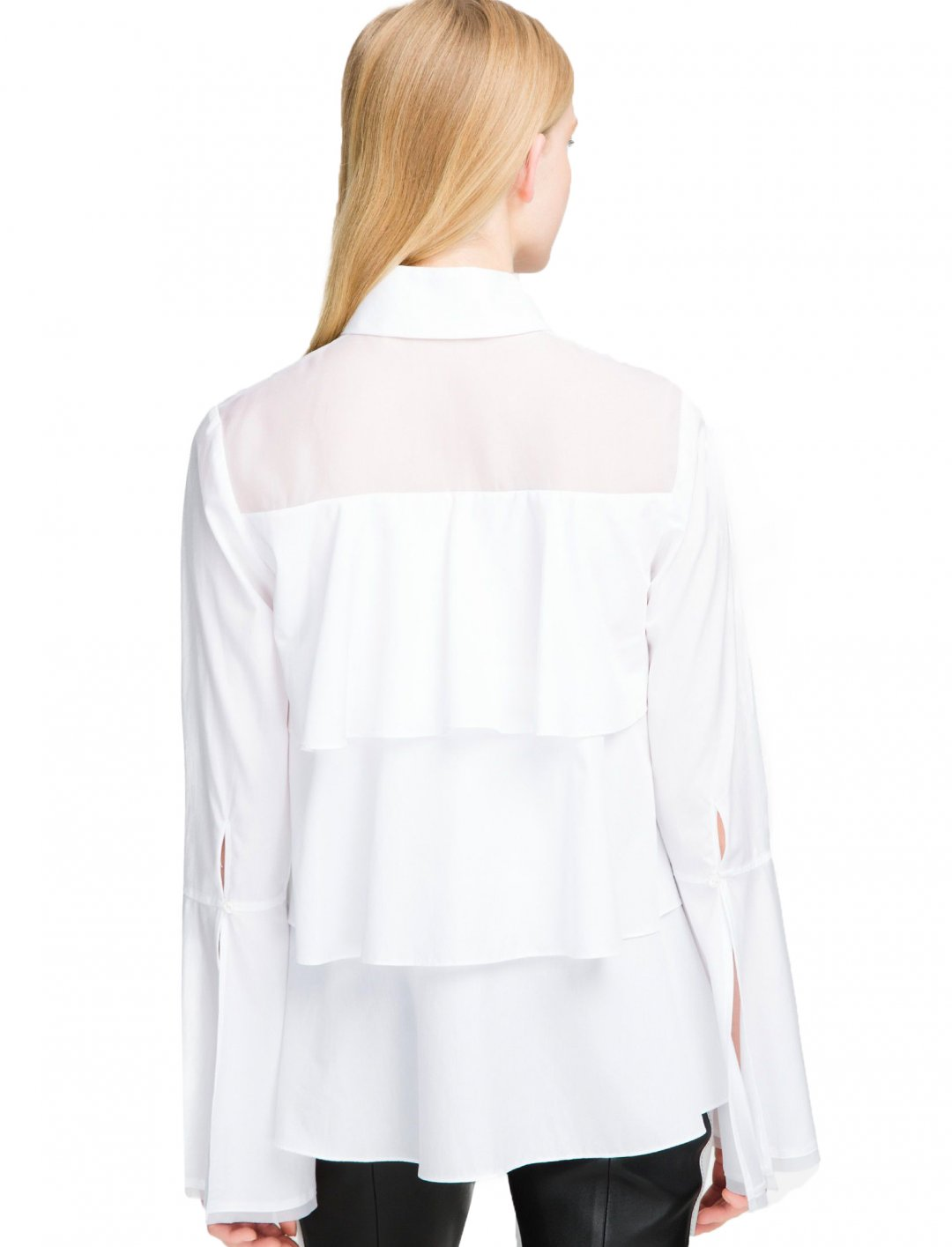 "White Shirt {""id"":5,""product_section_id"":1,""name"":""Clothing"",""order"":5} Karl Lagerfeld"