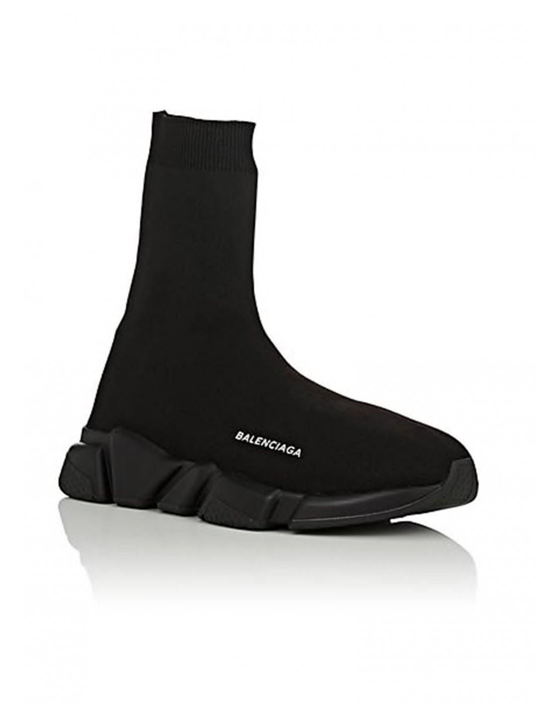 balenciaga sock sneakers white discount
