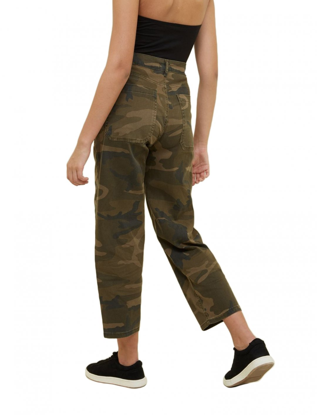 "Camo Trousers {""id"":5,""product_section_id"":1,""name"":""Clothing"",""order"":5} New Look"