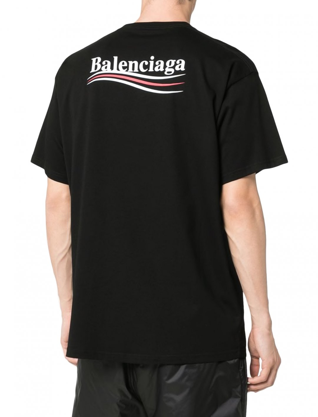"Fredo's T-Shirt {""id"":5,""product_section_id"":1,""name"":""Clothing"",""order"":5} Balenciaga"
