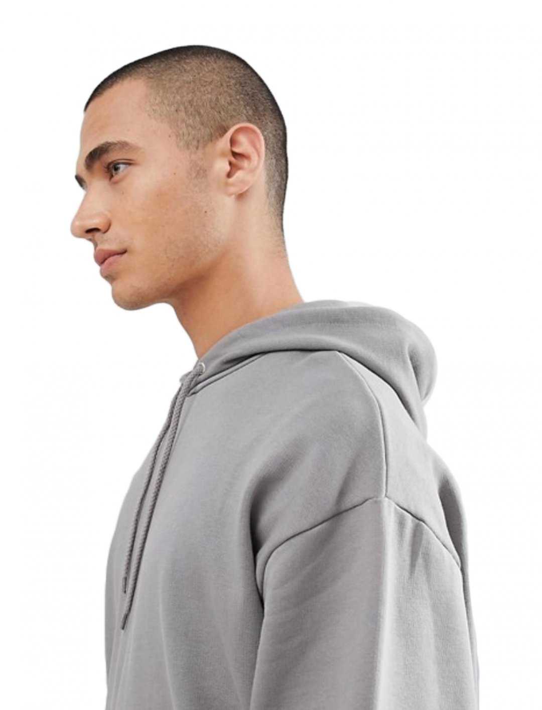 "Hoodie In Grey {""id"":5,""product_section_id"":1,""name"":""Clothing"",""order"":5} ASOS DESIGN"