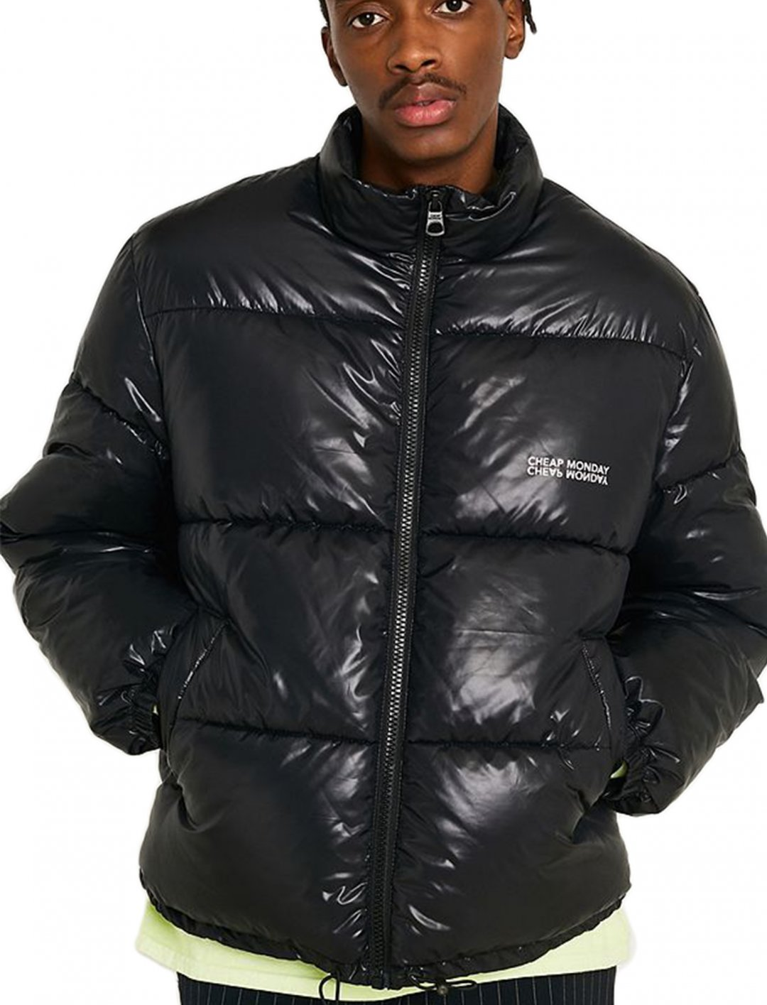 "Puffer Jacket {""id"":5,""product_section_id"":1,""name"":""Clothing"",""order"":5} Cheap Monday"