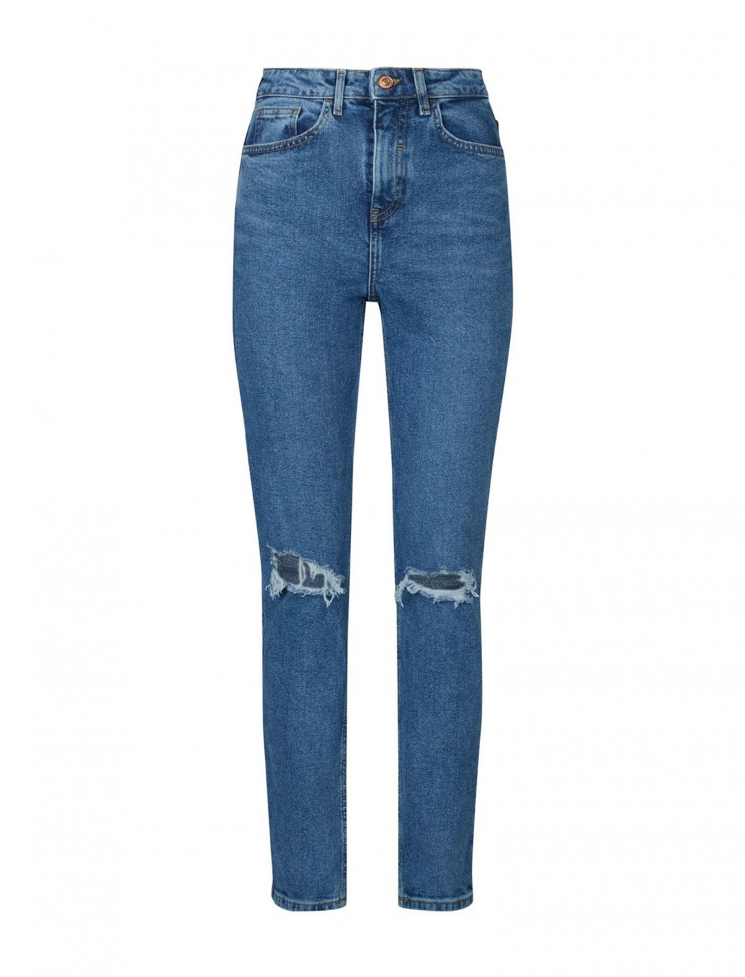 "Ripped Mom Jeans {""id"":5,""product_section_id"":1,""name"":""Clothing"",""order"":5} New Look"