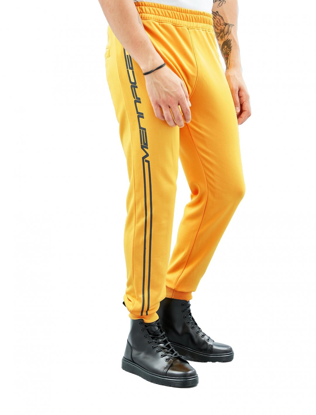 "Stripe Tracksuit Bottoms {""id"":5,""product_section_id"":1,""name"":""Clothing"",""order"":5} Mennace"