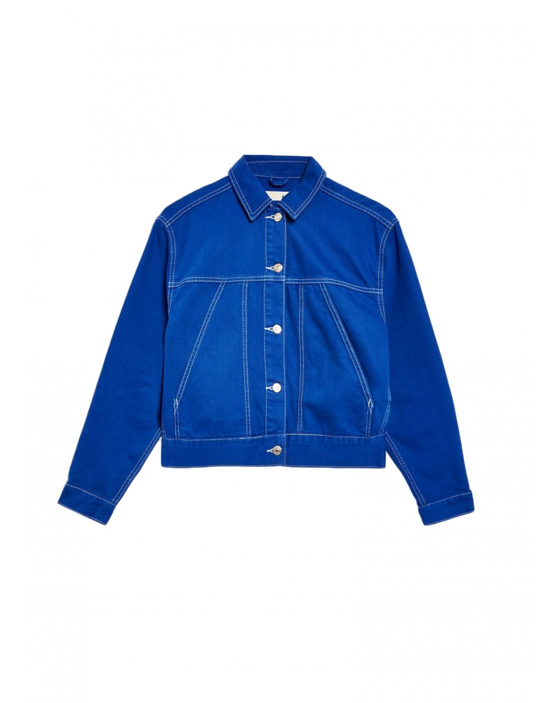 "Utility Denim Jacket {""id"":5,""product_section_id"":1,""name"":""Clothing"",""order"":5} Tosphop"