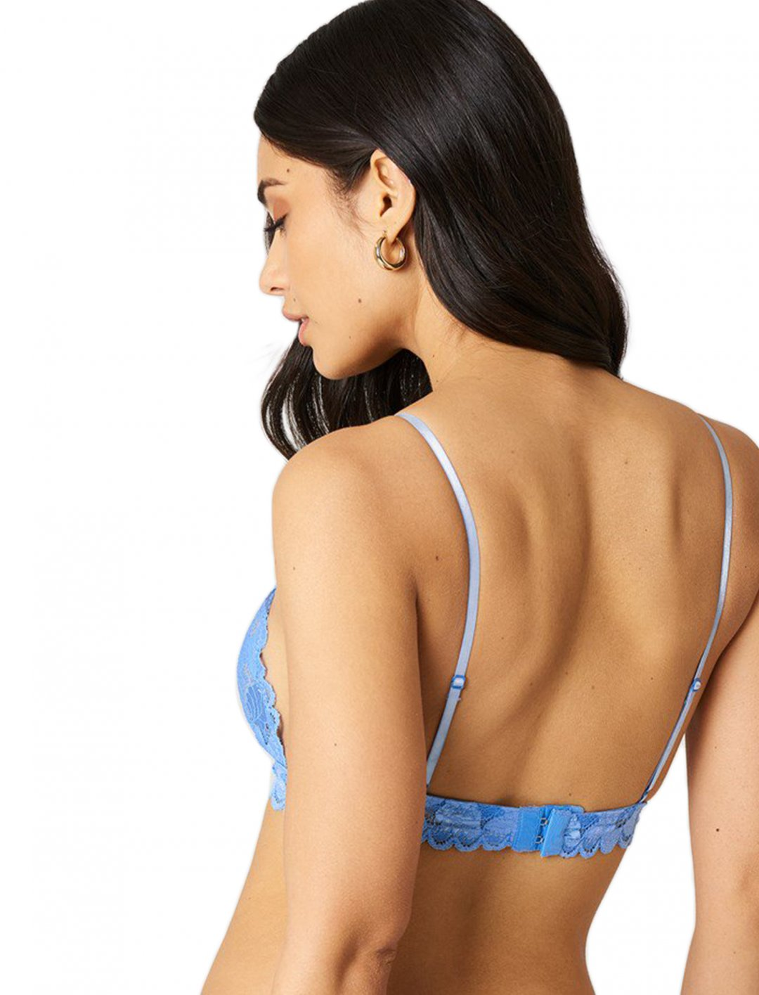 """Bra In Blue {""""id"""":5,""""product_section_id"""":1,""""name"""":""""Clothing"""",""""order"""":5} Samsoe & Samsoe"""