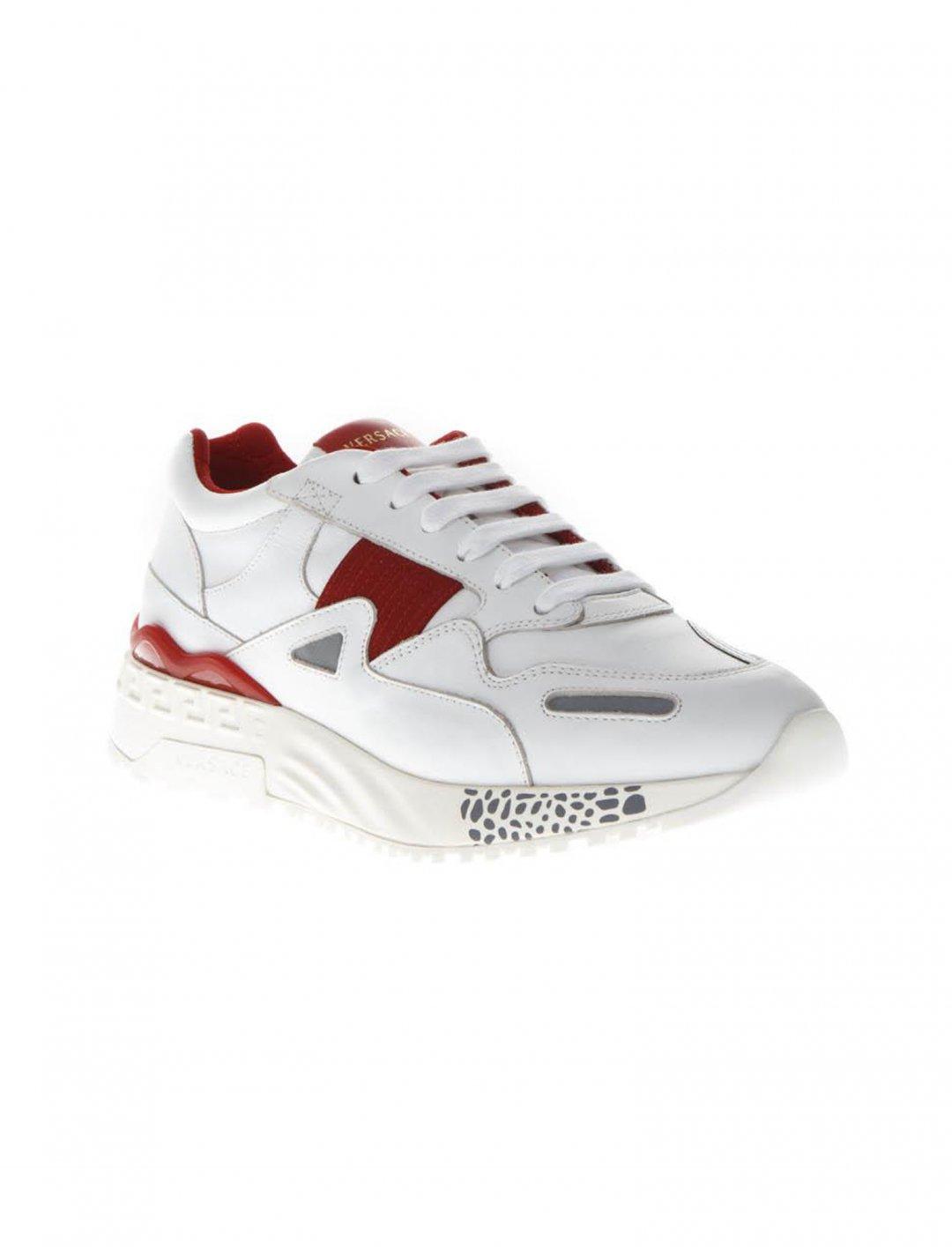 Fedez' Sneakers Shoes Versus Versace