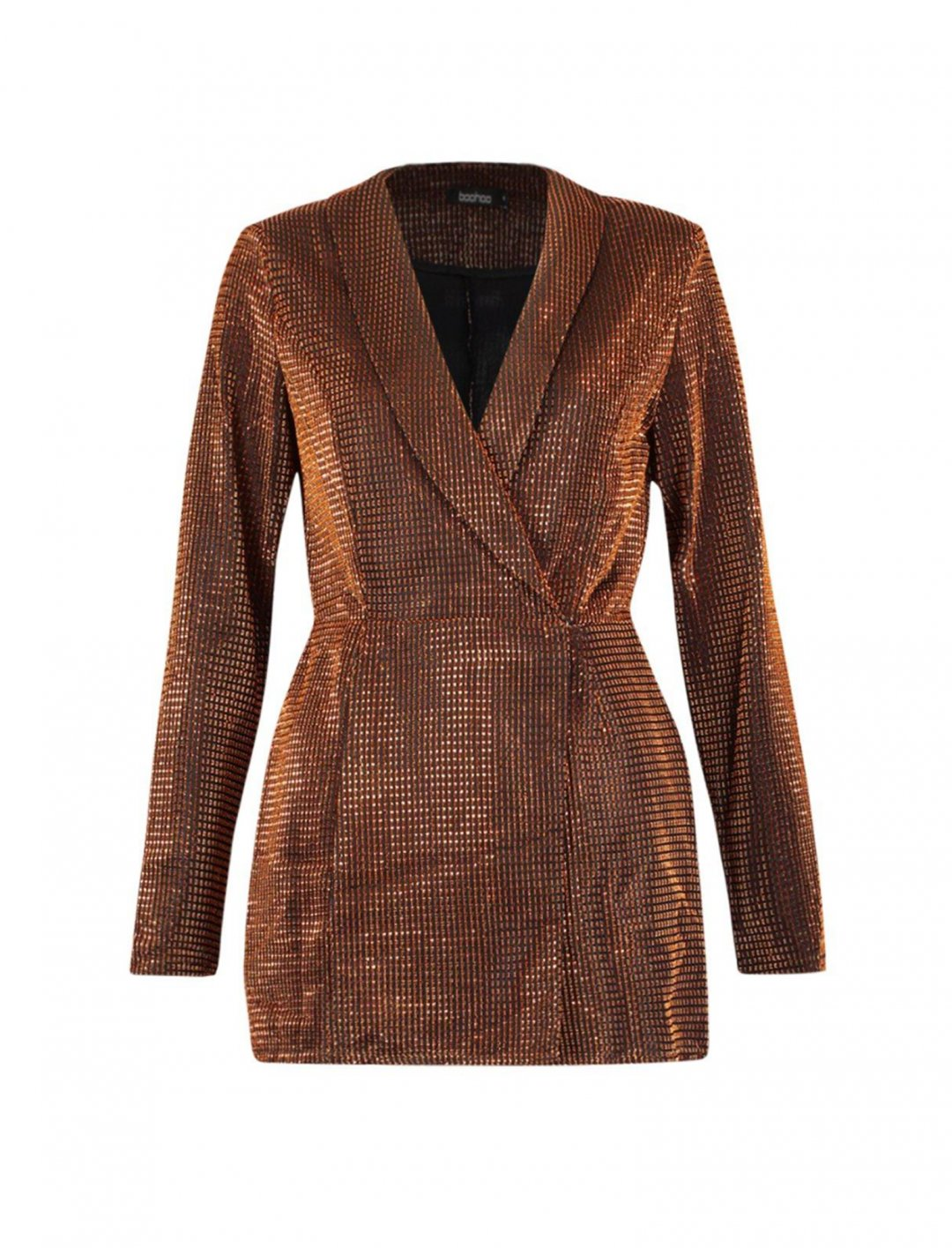 """Metallic Playsuit {""""id"""":5,""""product_section_id"""":1,""""name"""":""""Clothing"""",""""order"""":5} boohoo"""