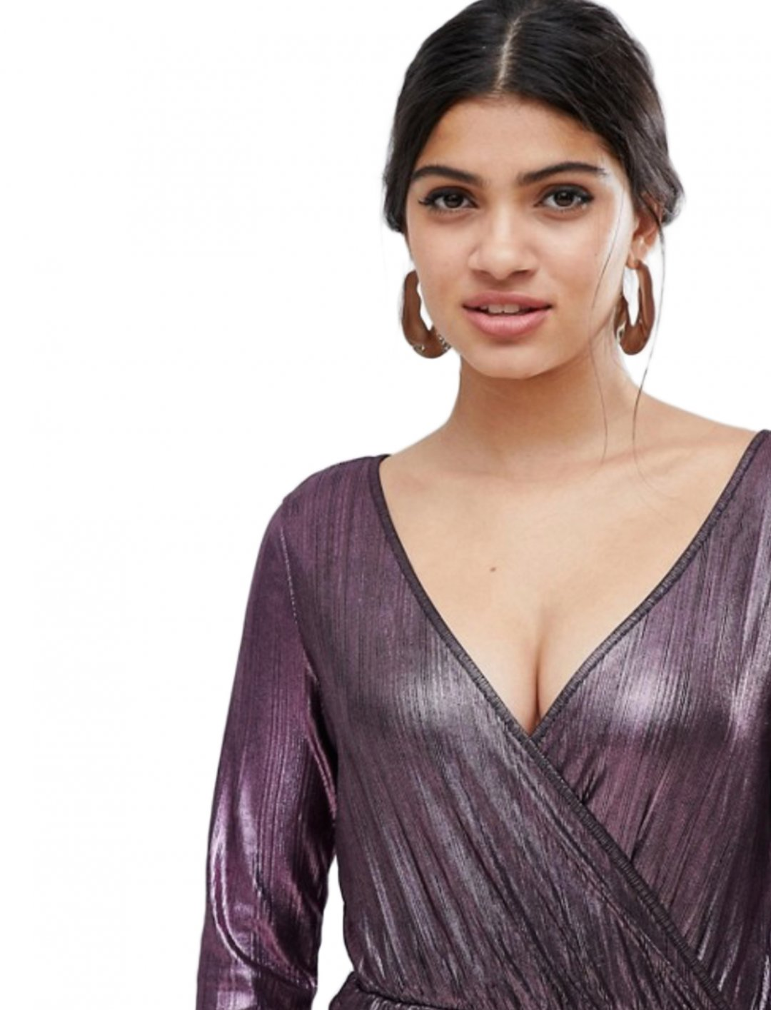 """Metallic Playsuit {""""id"""":5,""""product_section_id"""":1,""""name"""":""""Clothing"""",""""order"""":5} Glamorous"""