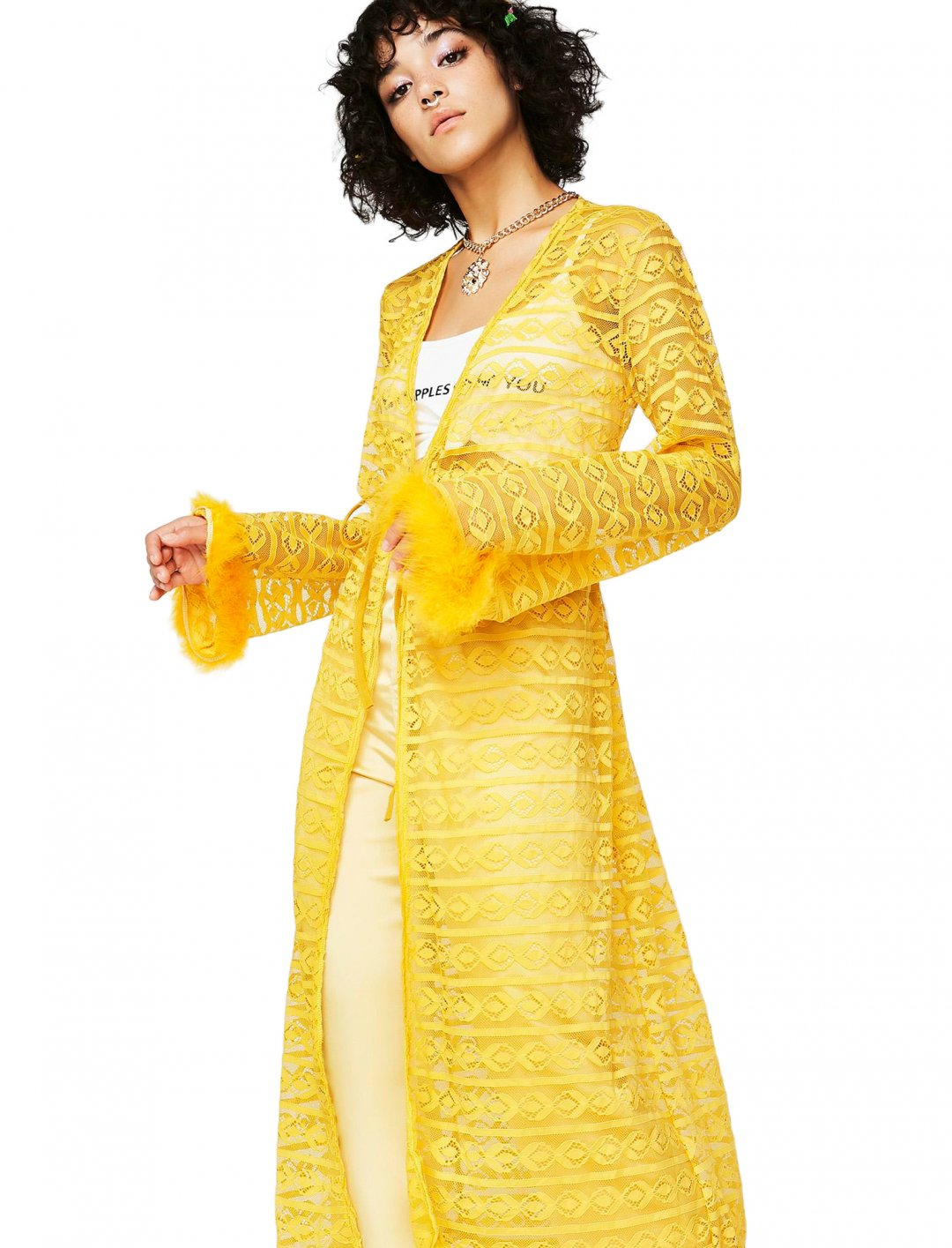 """Robe In Yellow {""""id"""":5,""""product_section_id"""":1,""""name"""":""""Clothing"""",""""order"""":5} O Mighty"""