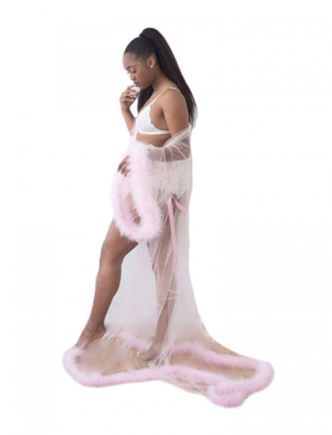 """Sheer Robe {""""id"""":5,""""product_section_id"""":1,""""name"""":""""Clothing"""",""""order"""":5} NonyeB"""