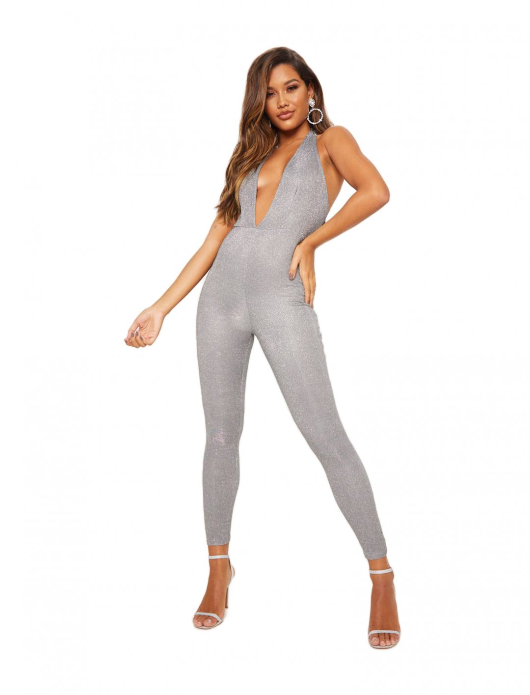 Zara Larsson's Jumpsuit Clothing Pretty Little Thing
