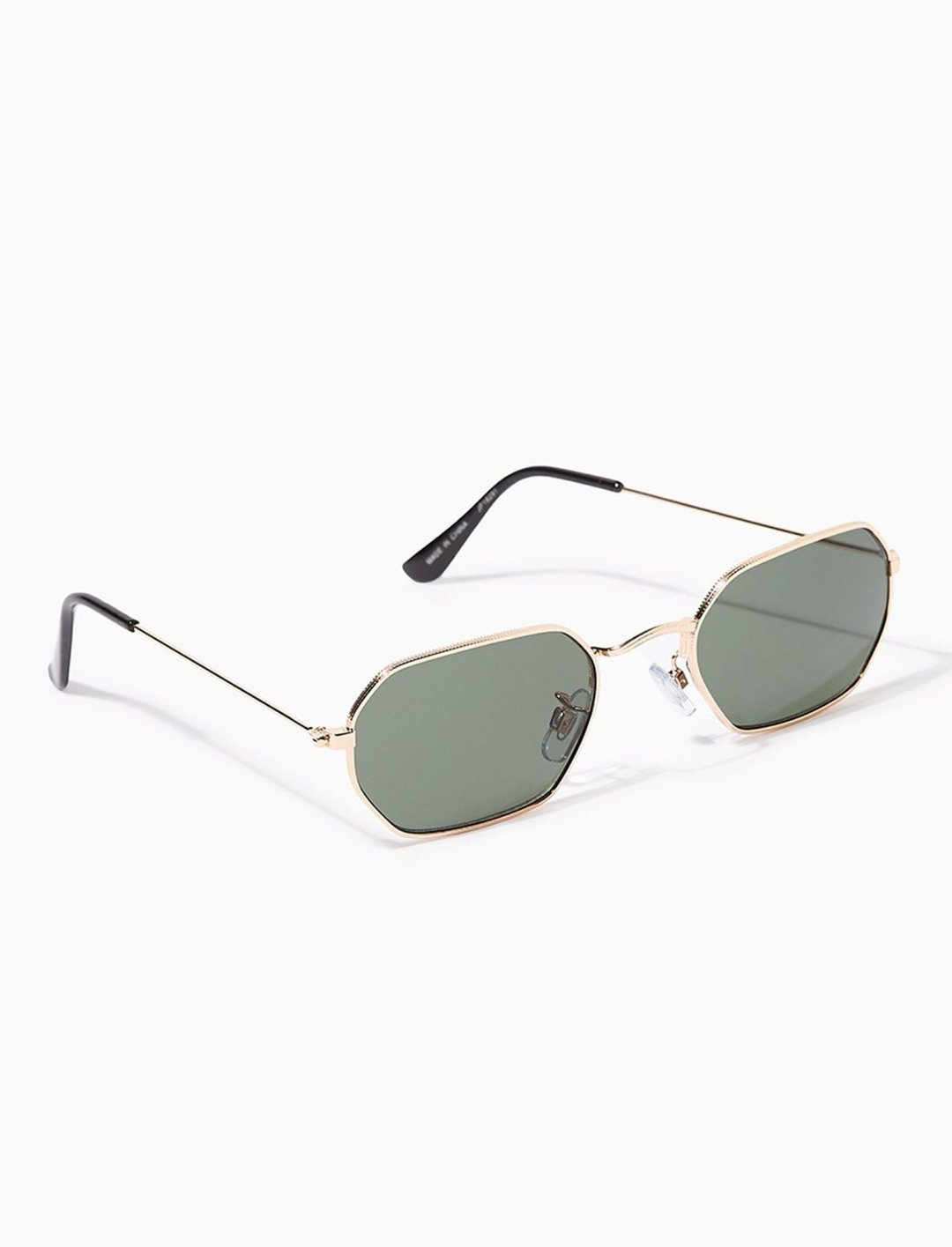"Hexagon Sunglasses {""id"":16,""product_section_id"":1,""name"":""Accessories"",""order"":15} JEEPERS PEEPERS"