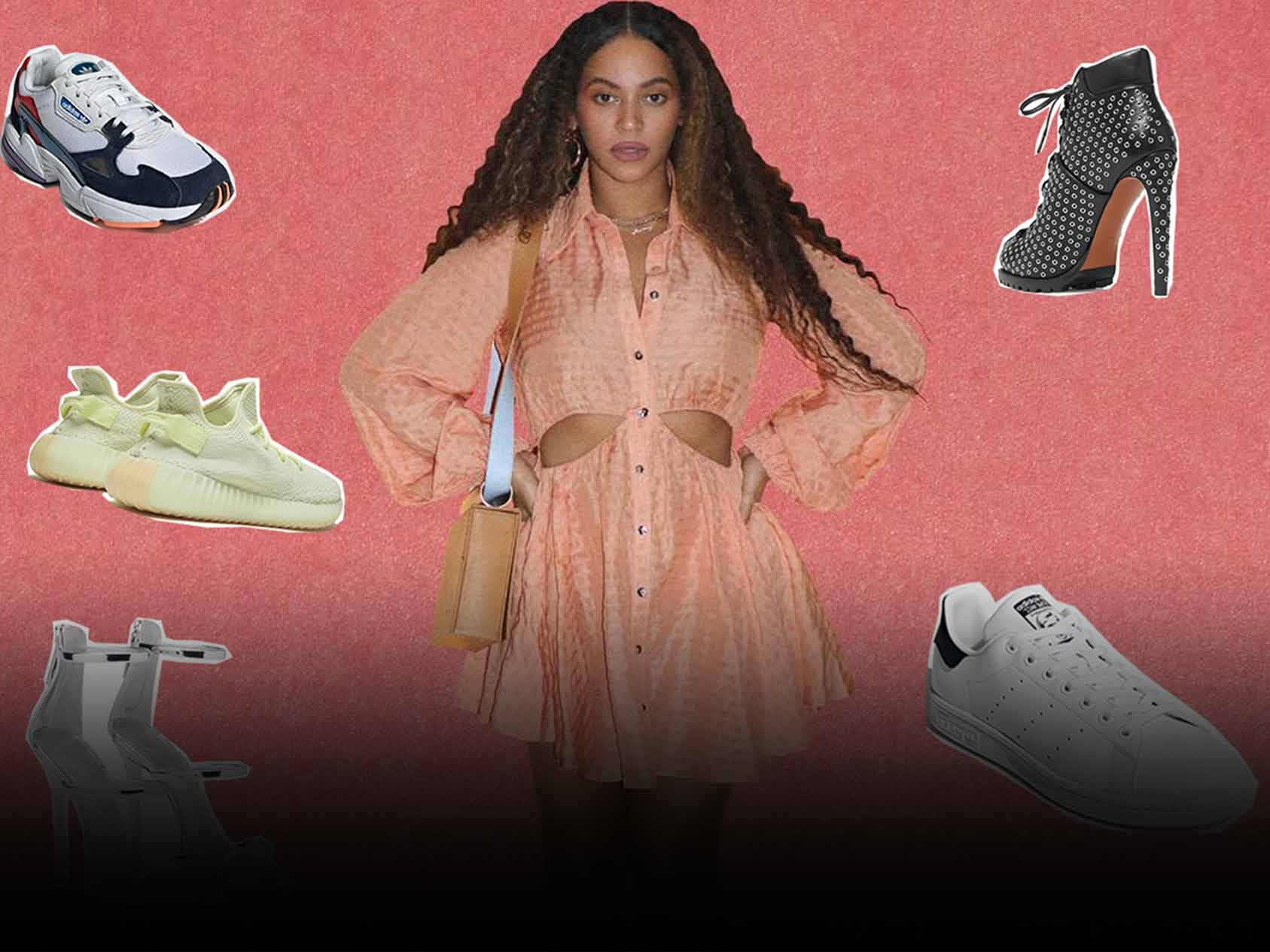 38 of Beyoncé's Best Shoes