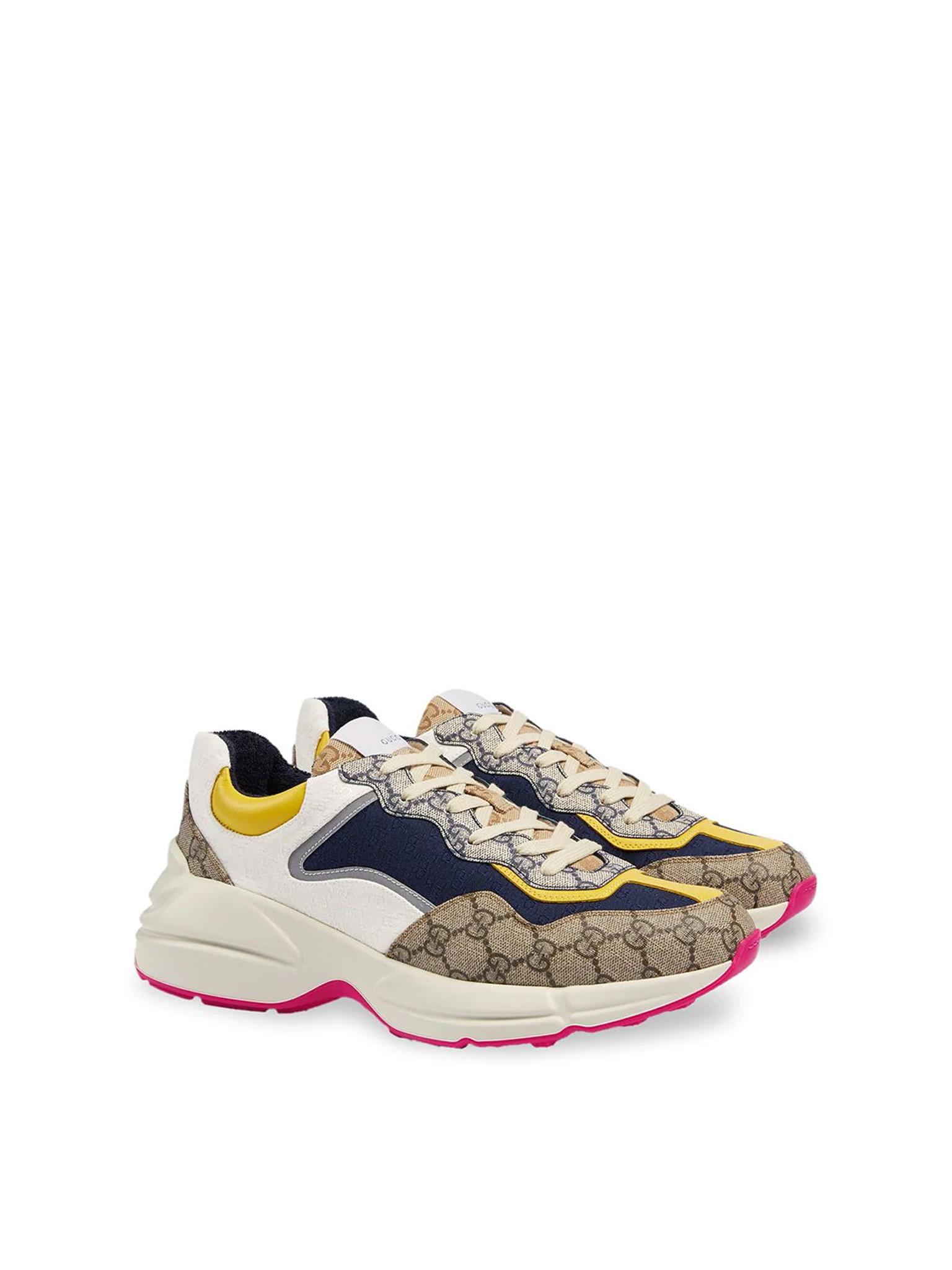 GG Supreme Rhyton Sneakers