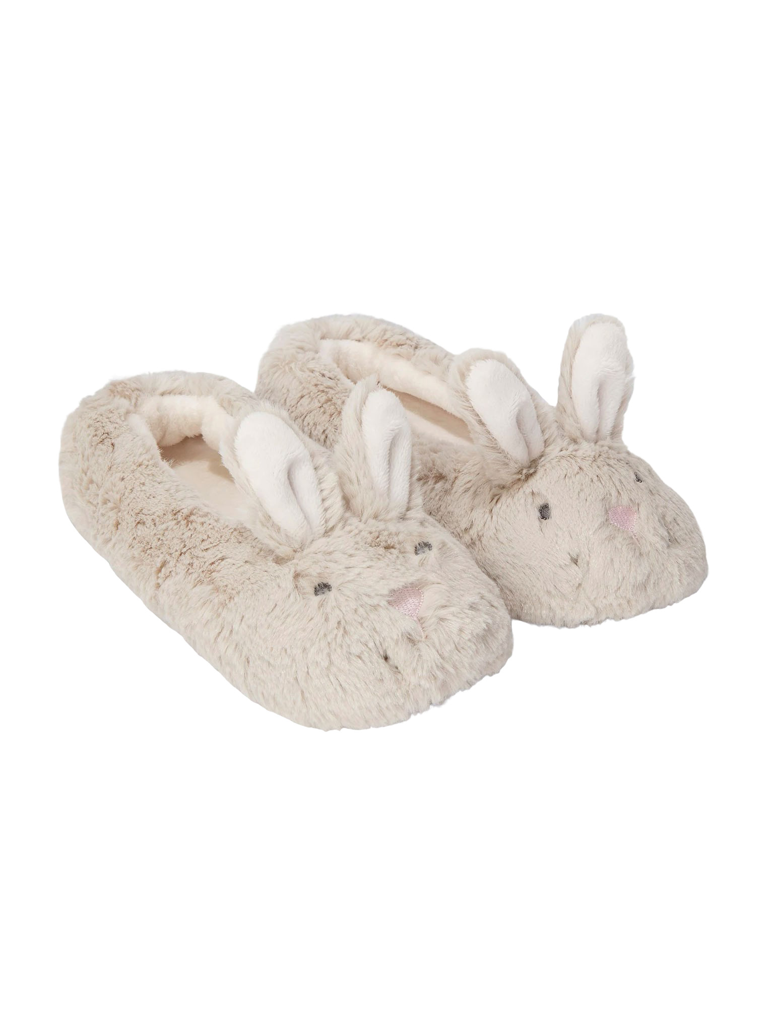 Bunny Slippers, Mink, The White Company