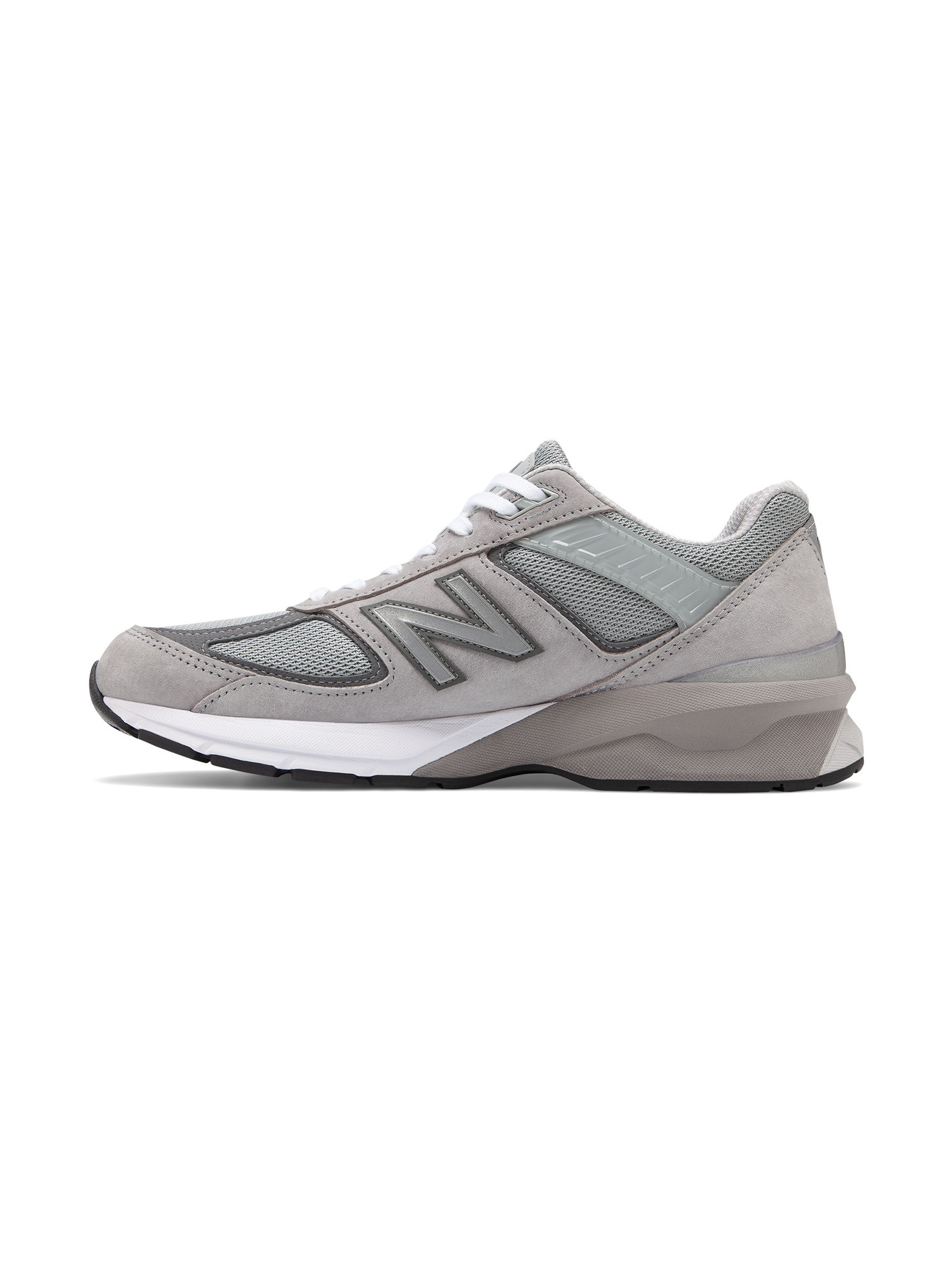 Made In US 990v5 Sneakers In Grey
