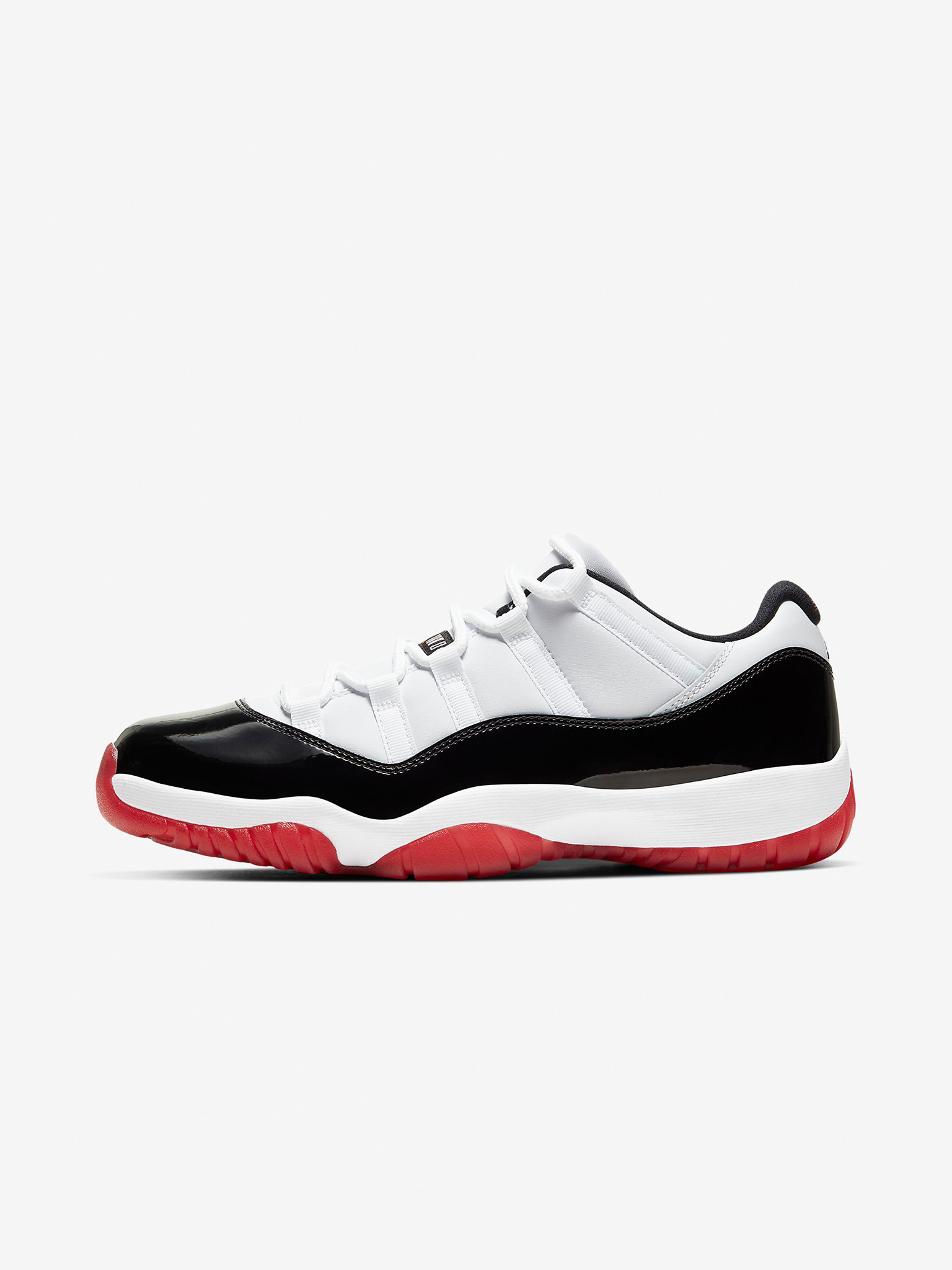 11 Retro Low Concord Bred Sneakers