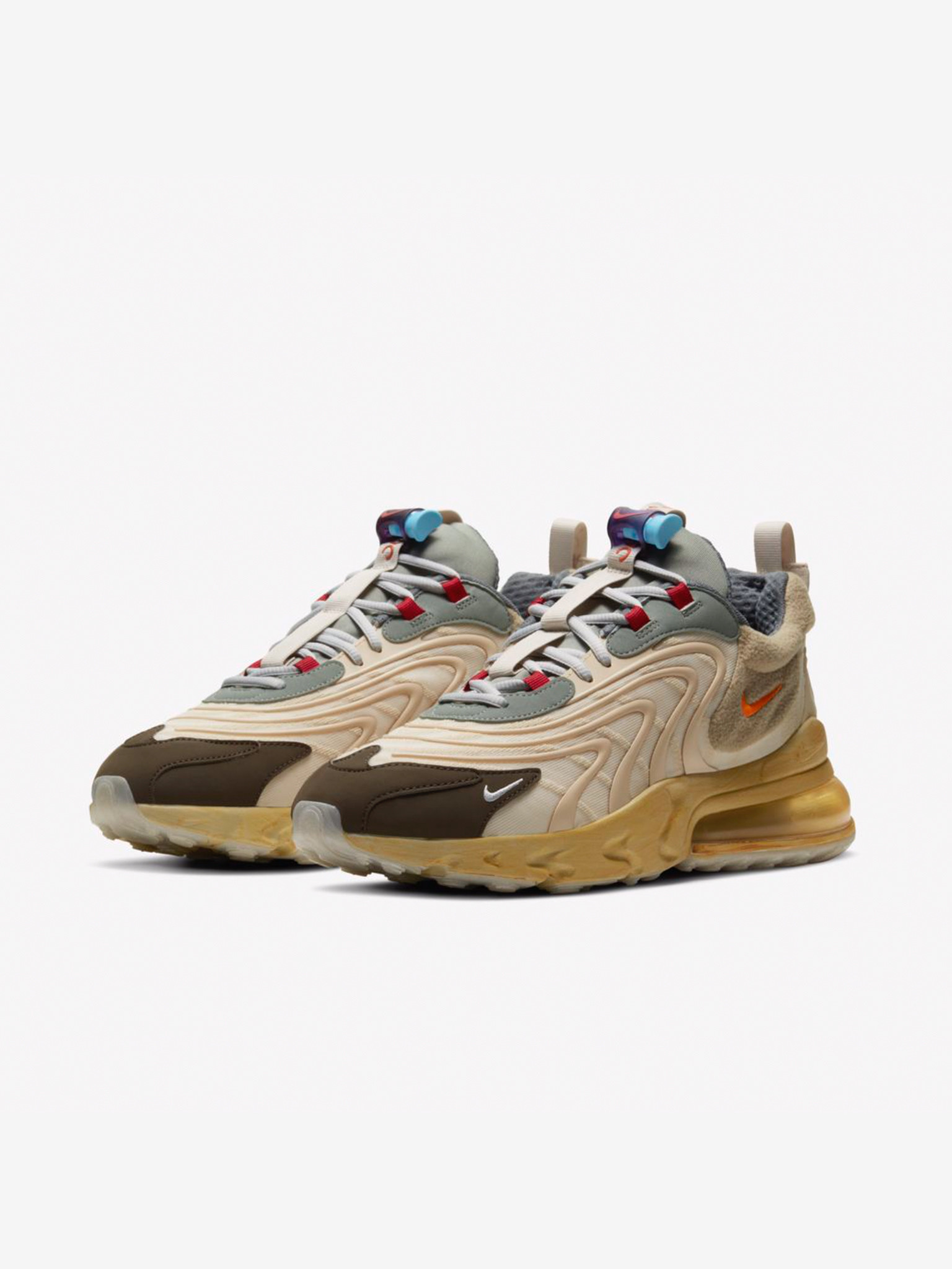 Air Max 270 React ENG Cactus Trails Sneakers
