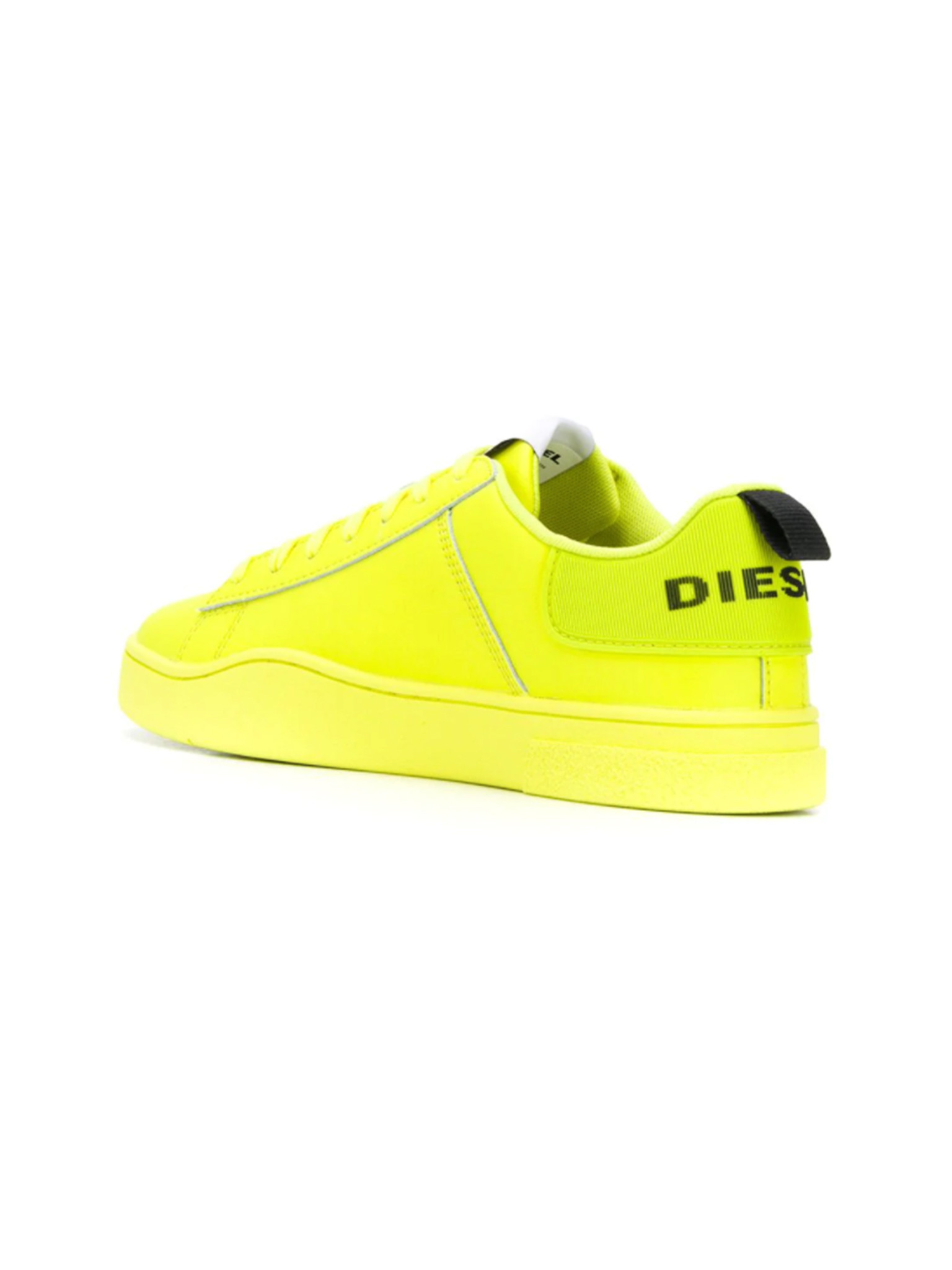 Sneakers In Neon Yellow