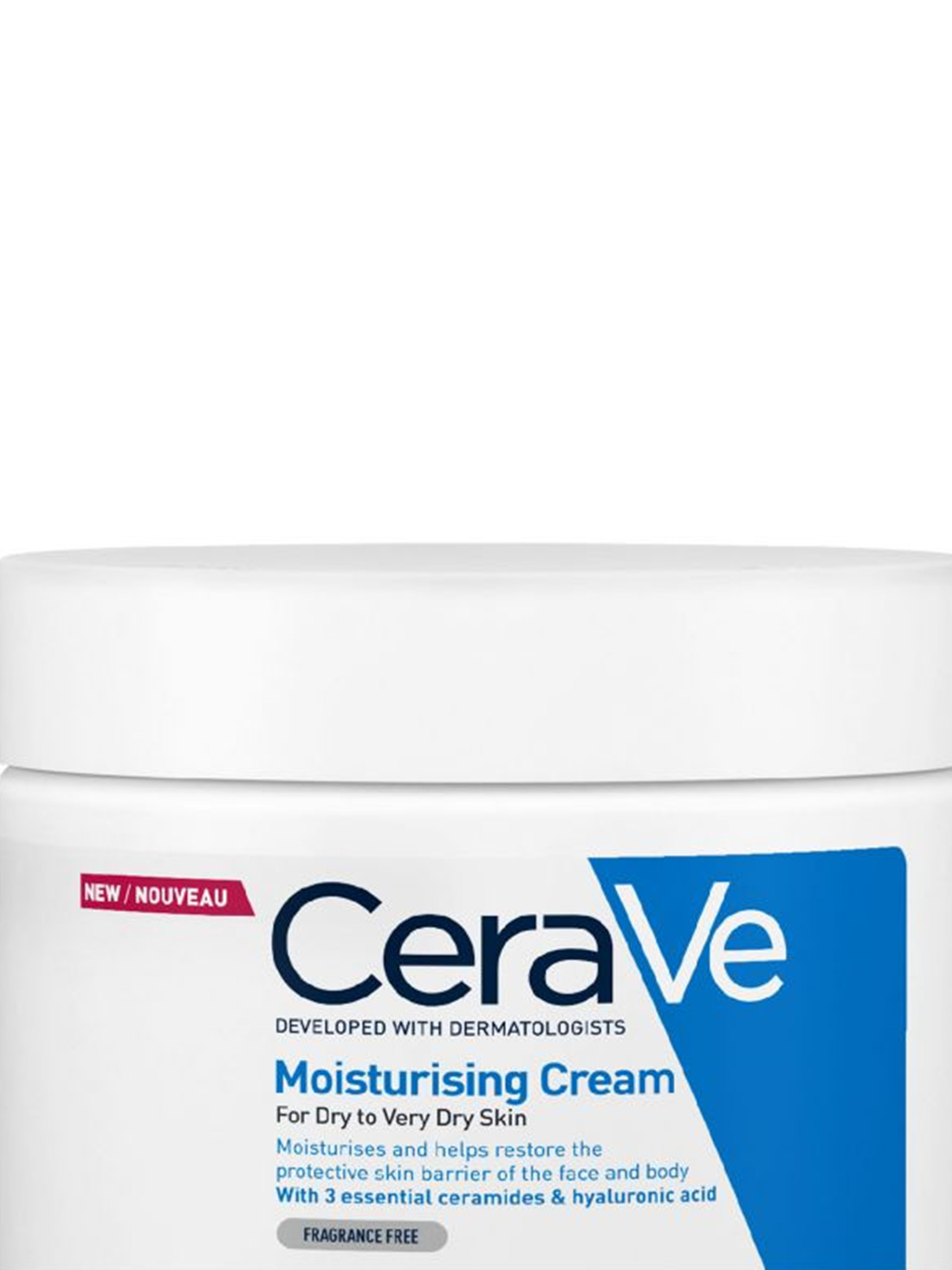 Rich Formula Moisturizing Cream