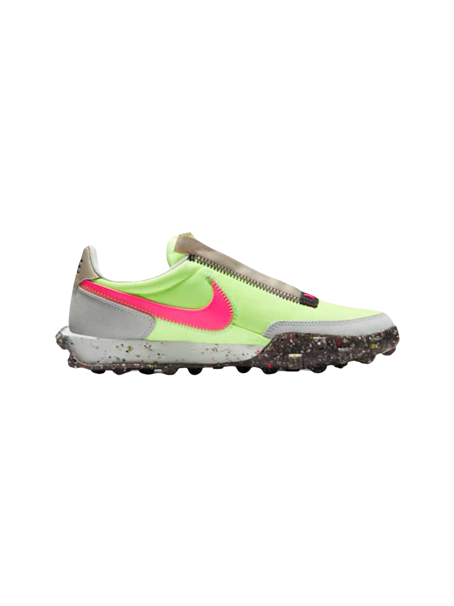 Women's Waffle Racer Crater Barely Volt Sneakers