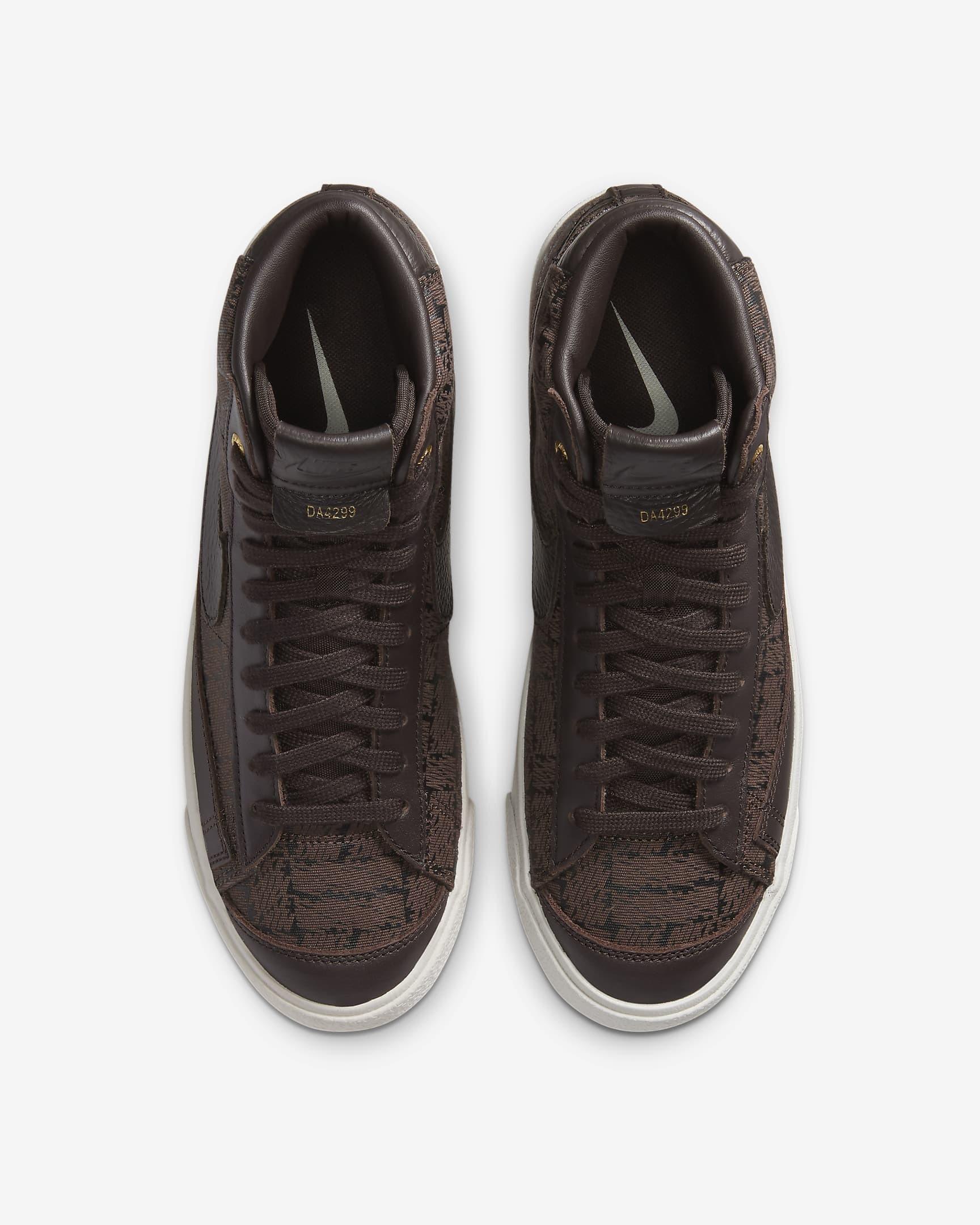 Blazer Mid Vintage '77  Ankle Sneakers