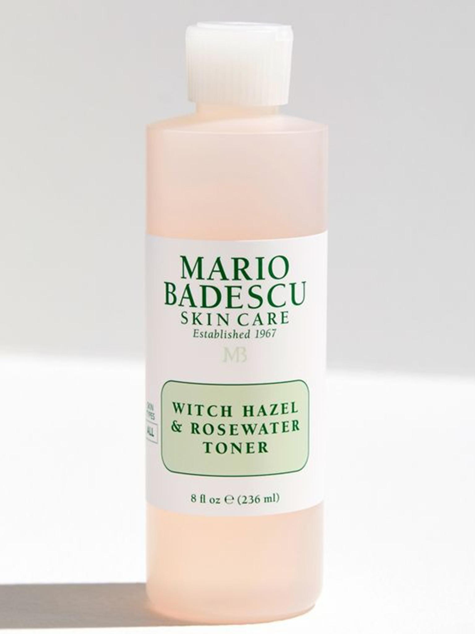 Witch Hazel & Rosewater Toner