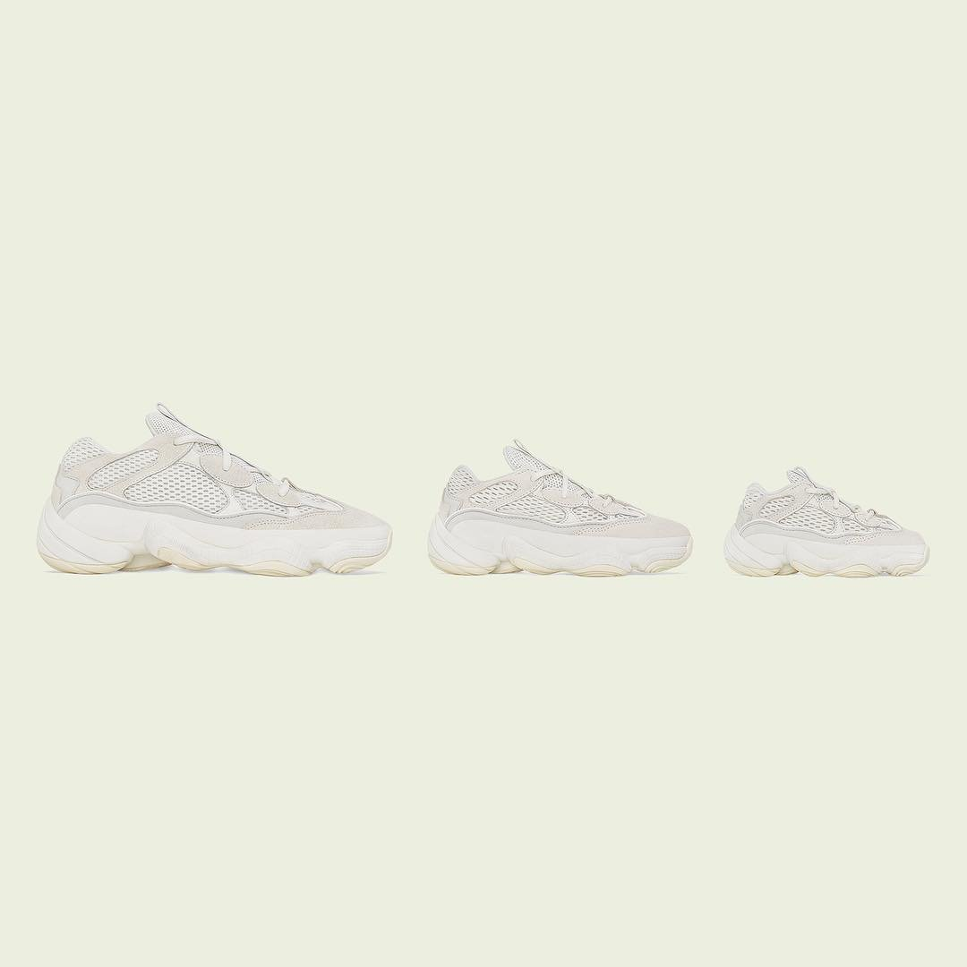 finest selection 2cbb3 acb50 Adidas Is Releasing 2 Yeezys in Family Sizes - Is It Healthy ...
