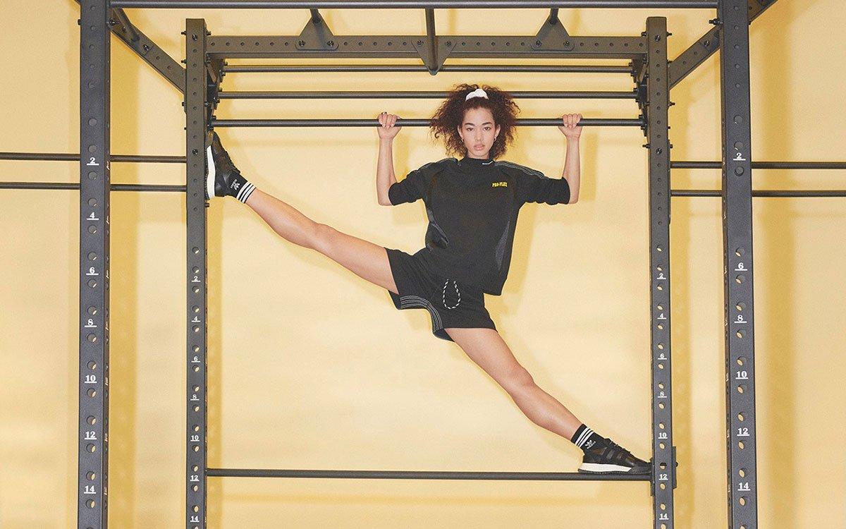 sweat adidas gymnastics