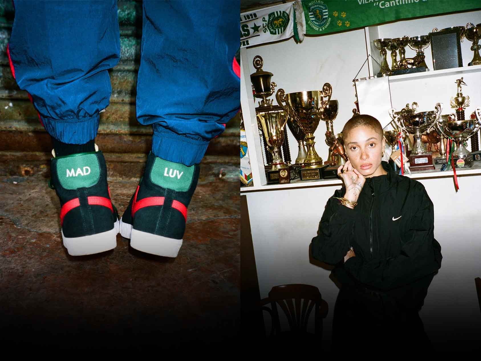 Adwoa Aboah Has Created Her Own Nike Sneakers