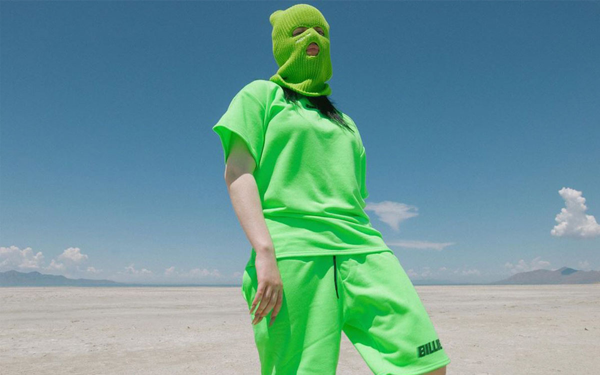 How To Get The Neon Green Billie Eilish Look Post Kulture