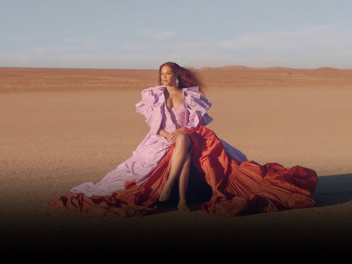 Beyoncé Closes Another Scenic Location for Her Music Video and People Aren't Happy