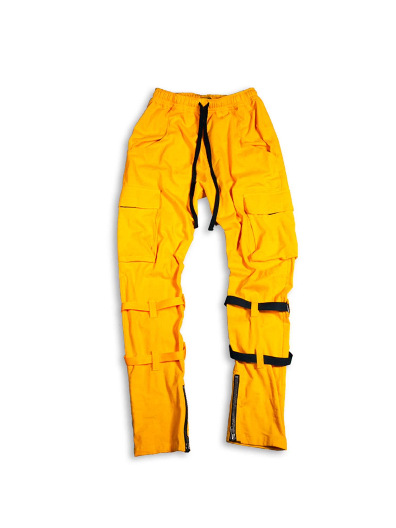 custom novel design factory outlets Billie Eilish Cargo Pants, Yellow, Reserved Essential - Bad ...