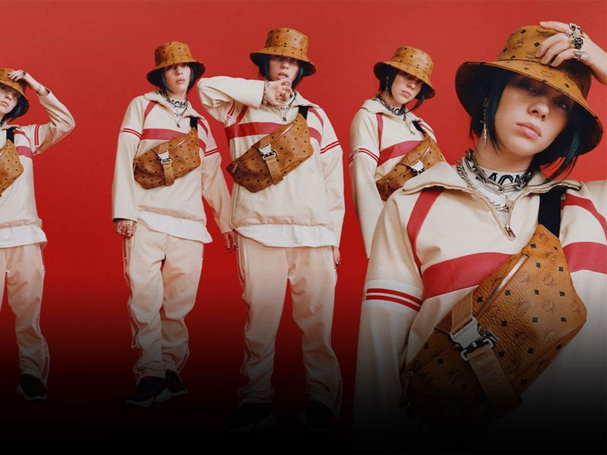 Billie Eilish Fronts the New Genderless MCM AW19 Campaign