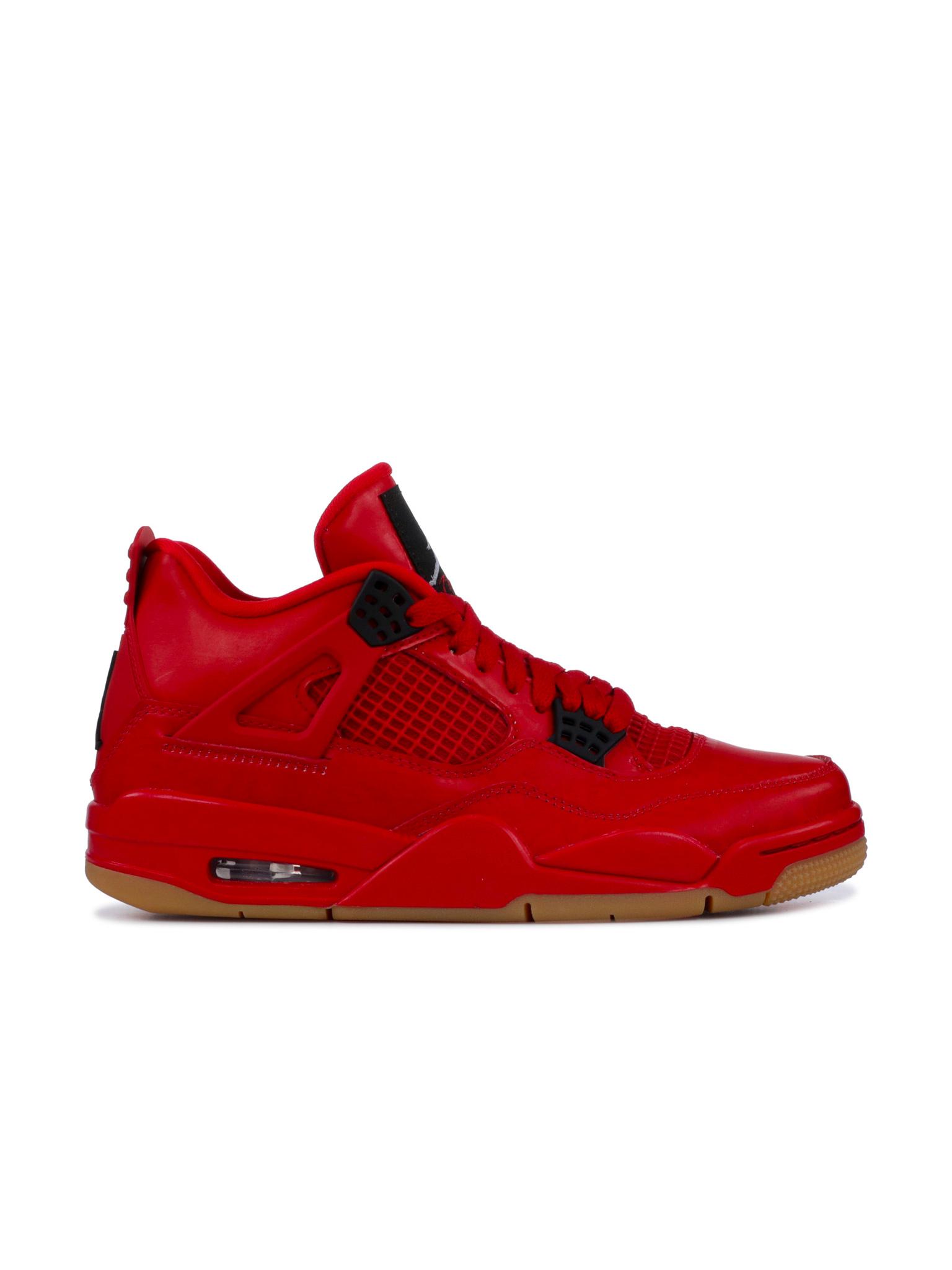 4 Retro NRG Singles Day Sneakers, Red, Air Jordan