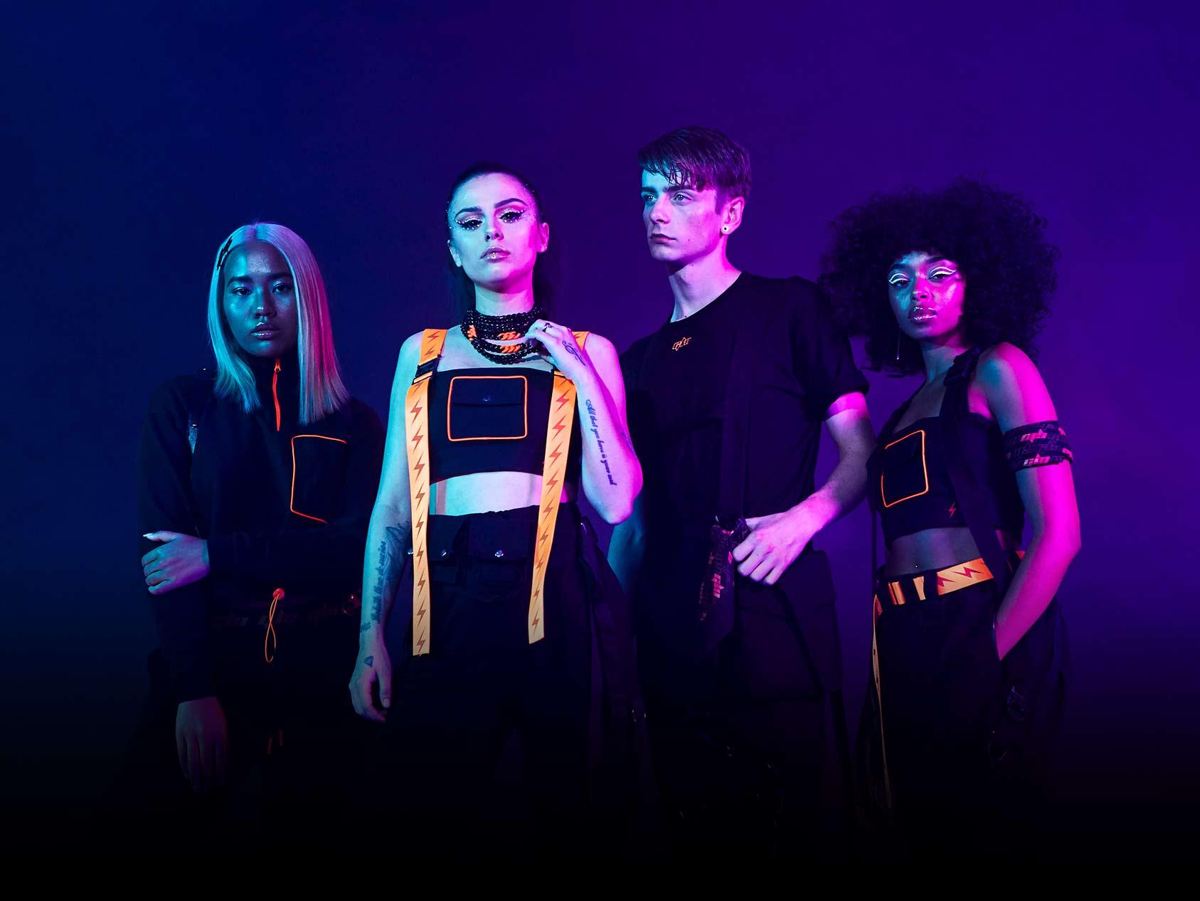 Cher Lloyd's New Streetwear Fashion Brand GLO Has Just Dropped