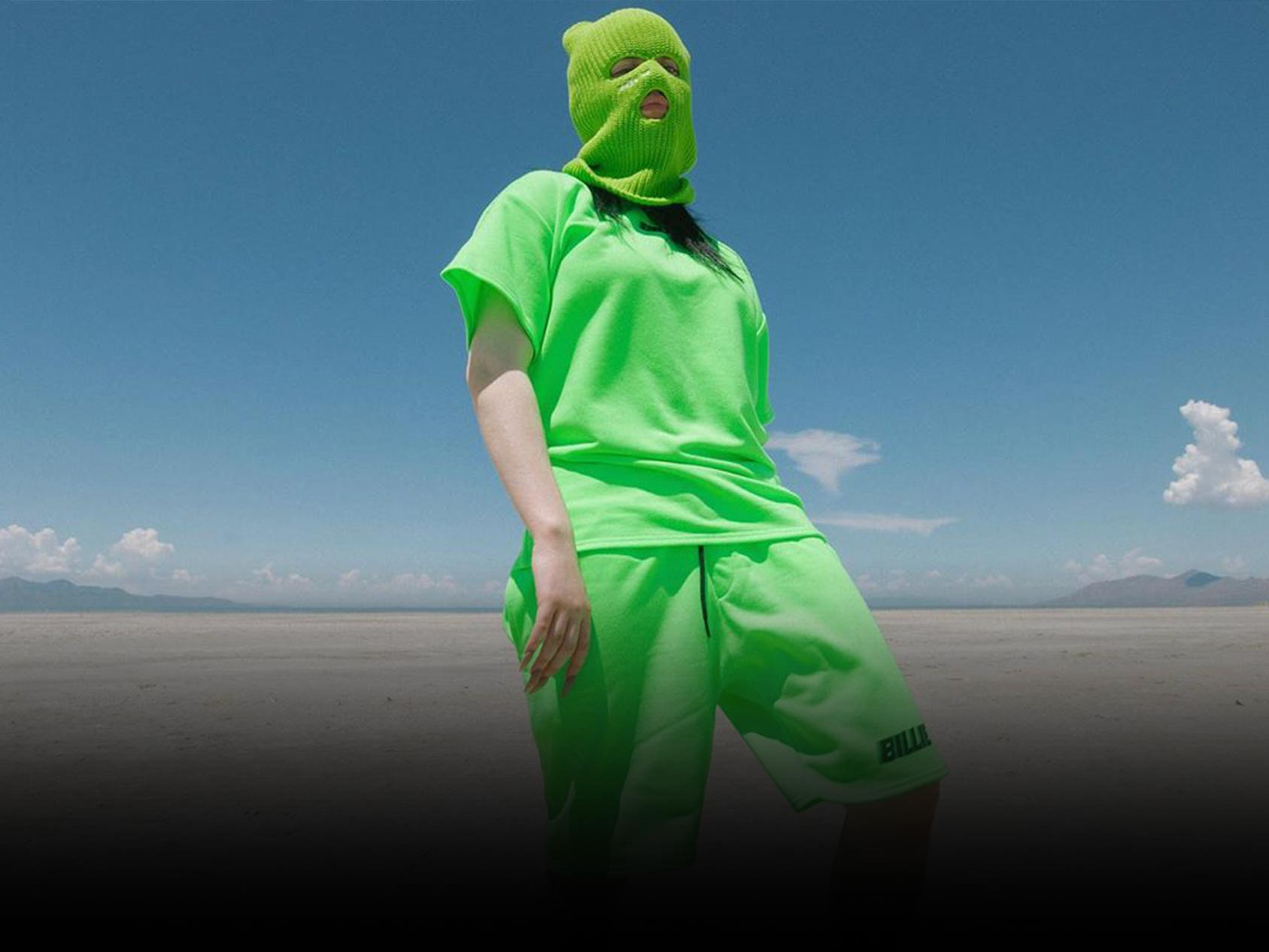 How To Get The Neon Green Billie Eilish Look