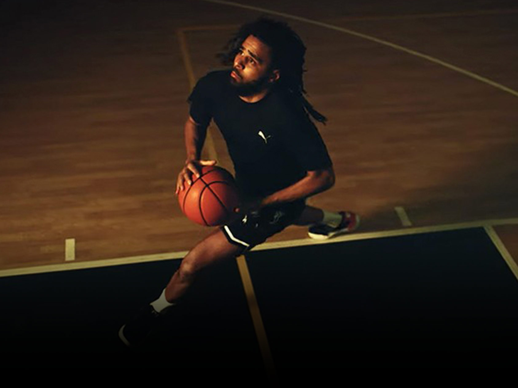 J. Cole Is Teaming up With Puma for a Multi-Year Partnership