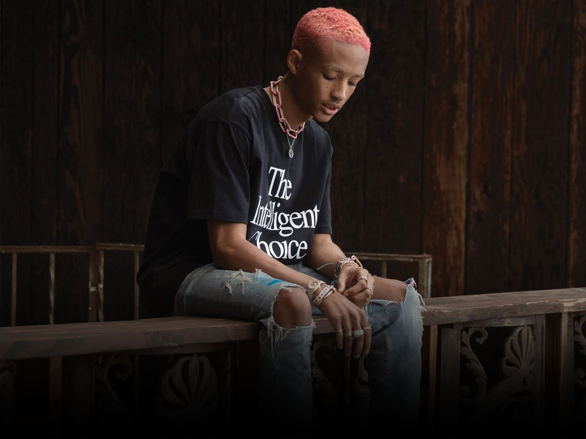 Jaden Smith Is Partnering With New Balance on a New Campaign