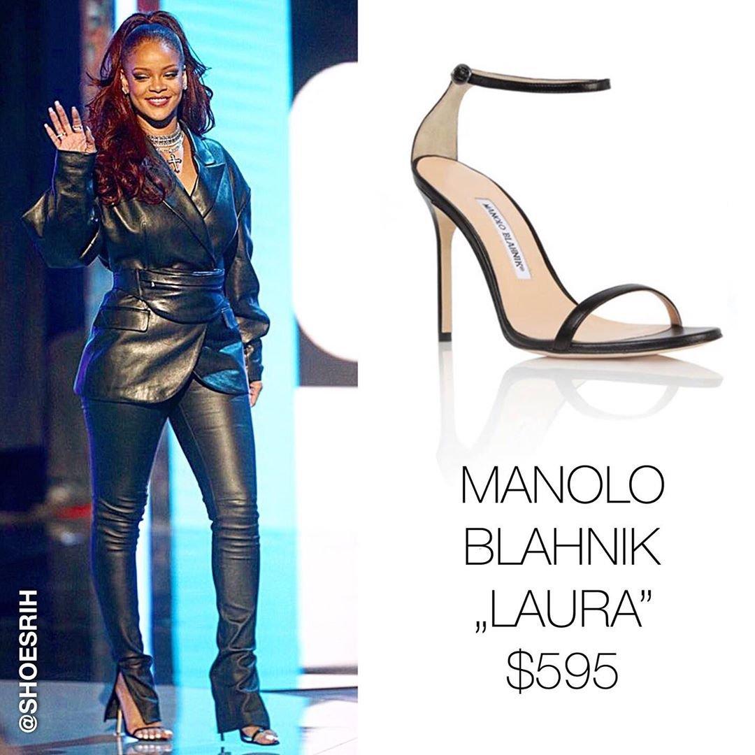 c26a8cda42b9e Rihanna's Top Shoes of 2019