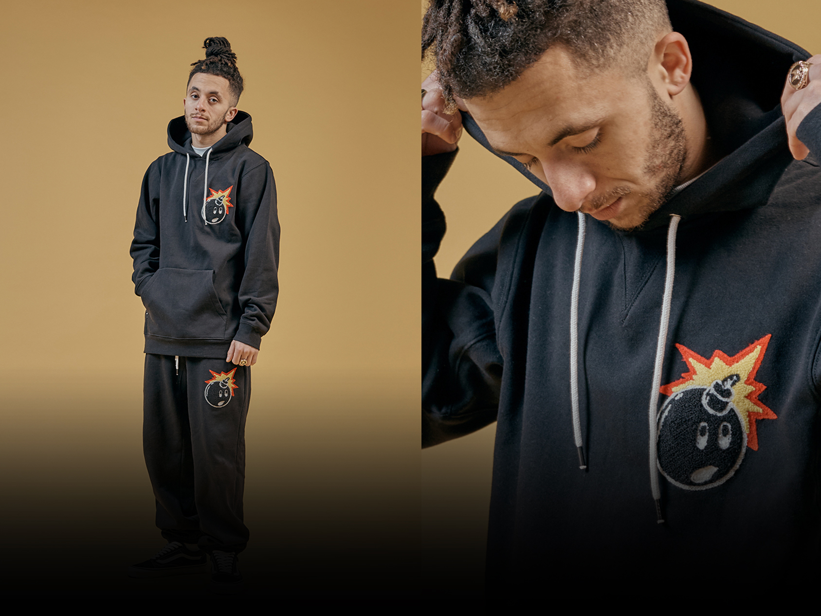 The Comfiest Men's Joggers, Hoodies and Tracksuits For At Home