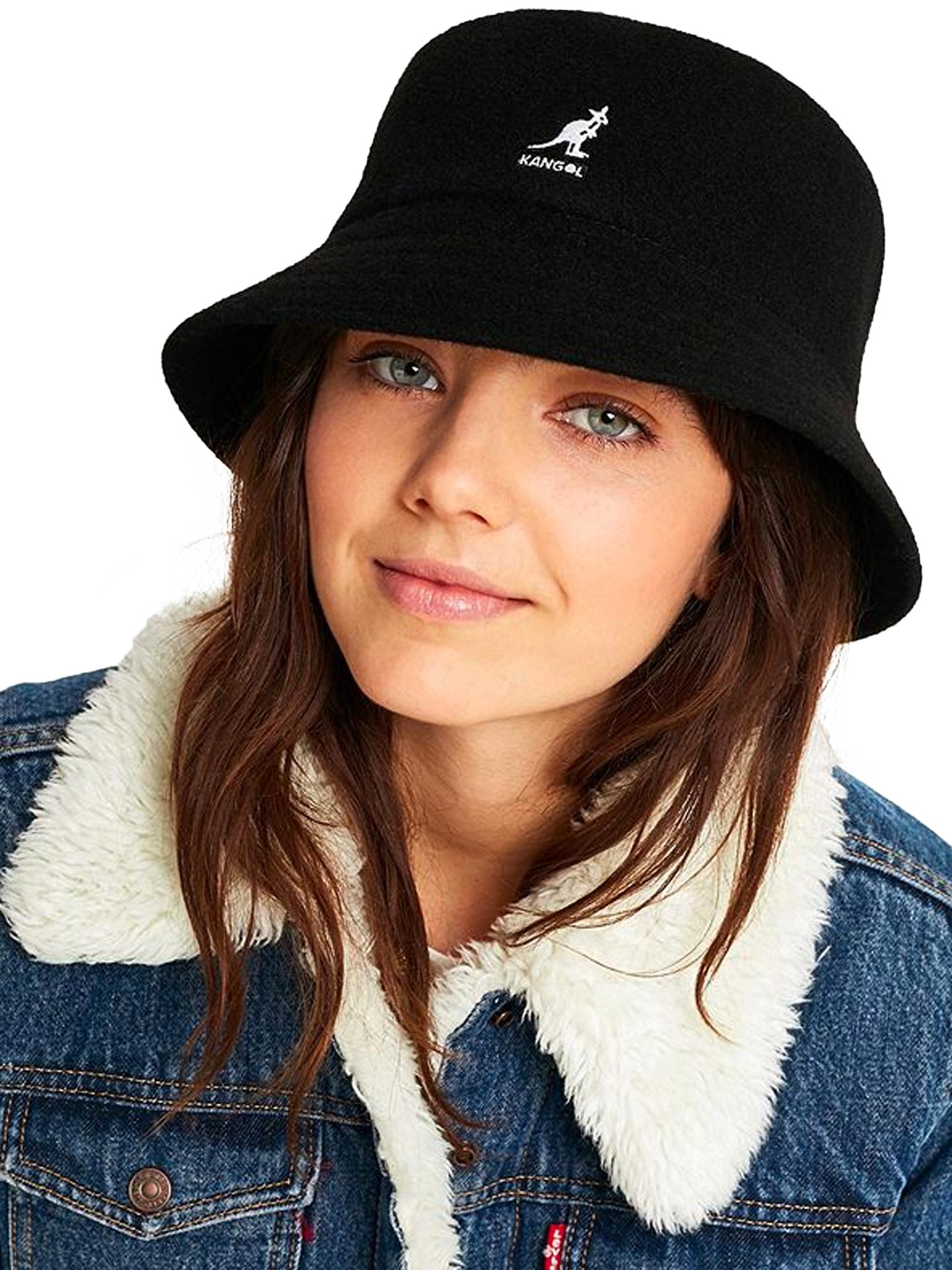 Kangol Mens Wool Lahinch Bucket Hat Bucket Hat