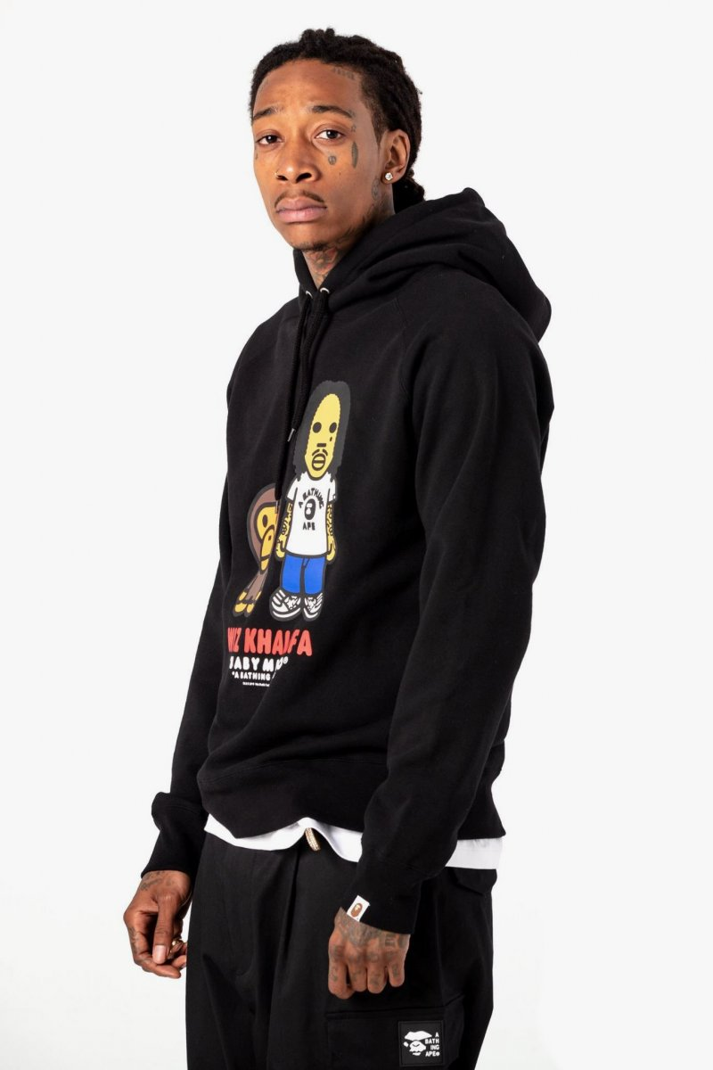 Wiz Khalifa and BAPE Team up Again for Another Collection