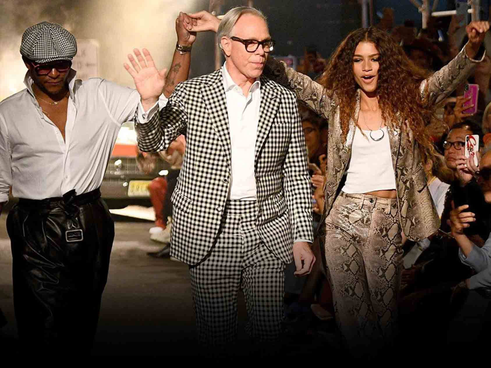 Zendaya X Tommy Hilfiger Take Us Back to the 70s in New Collection