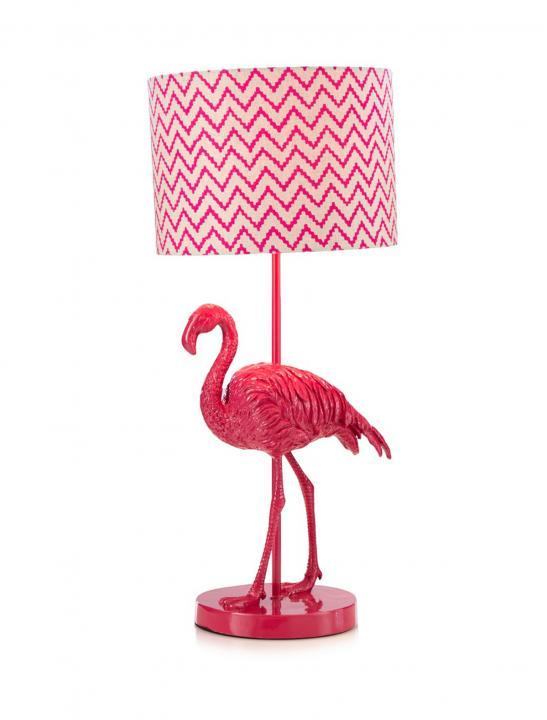 Pink Flamingo Lamp - Celebrity Big Brother 2017