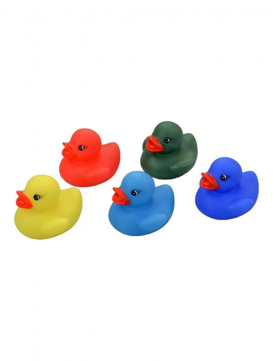 12Pcs Rubber Squeaky Duck - Celebrity Big Brother 2017