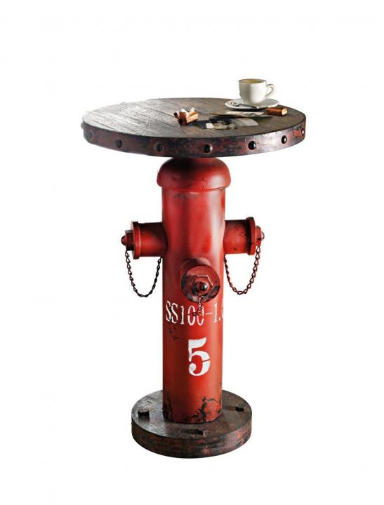 Hydrant Side Table - Celebrity Big Brother 2017