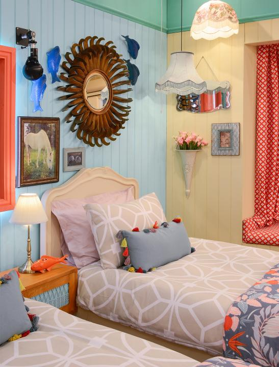 Shabby Chic Bed frame - Big Brother 2017
